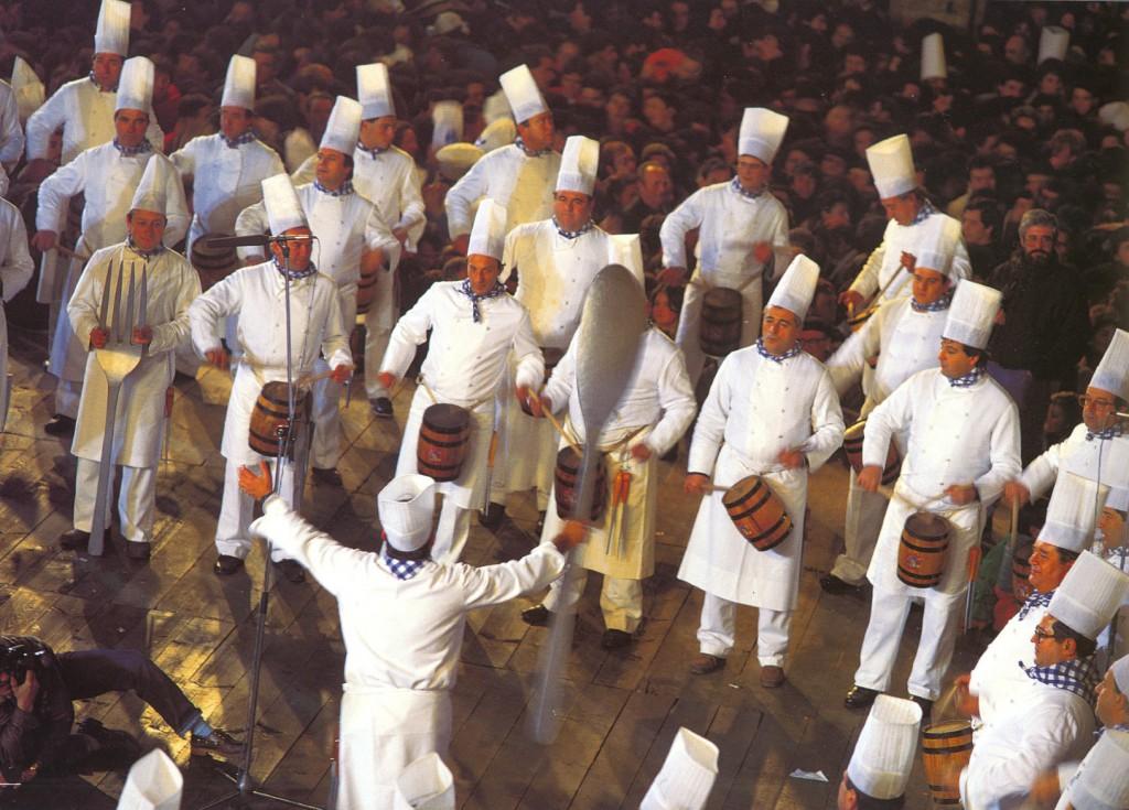 Праздники в Стране басков
