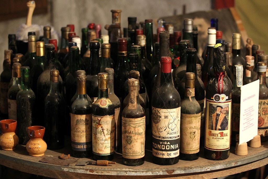 Старые вина